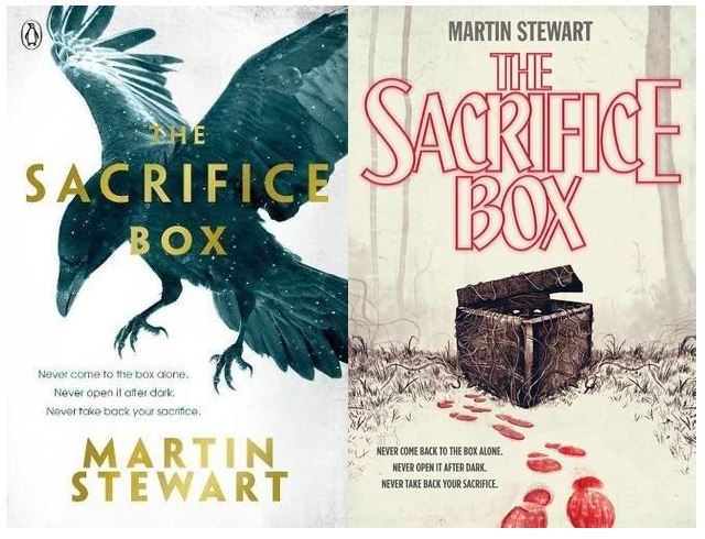 Who Broke The Rules? The Sacrifice Box by #author Martin Stewart @martinjstewart  #AltRead #Review