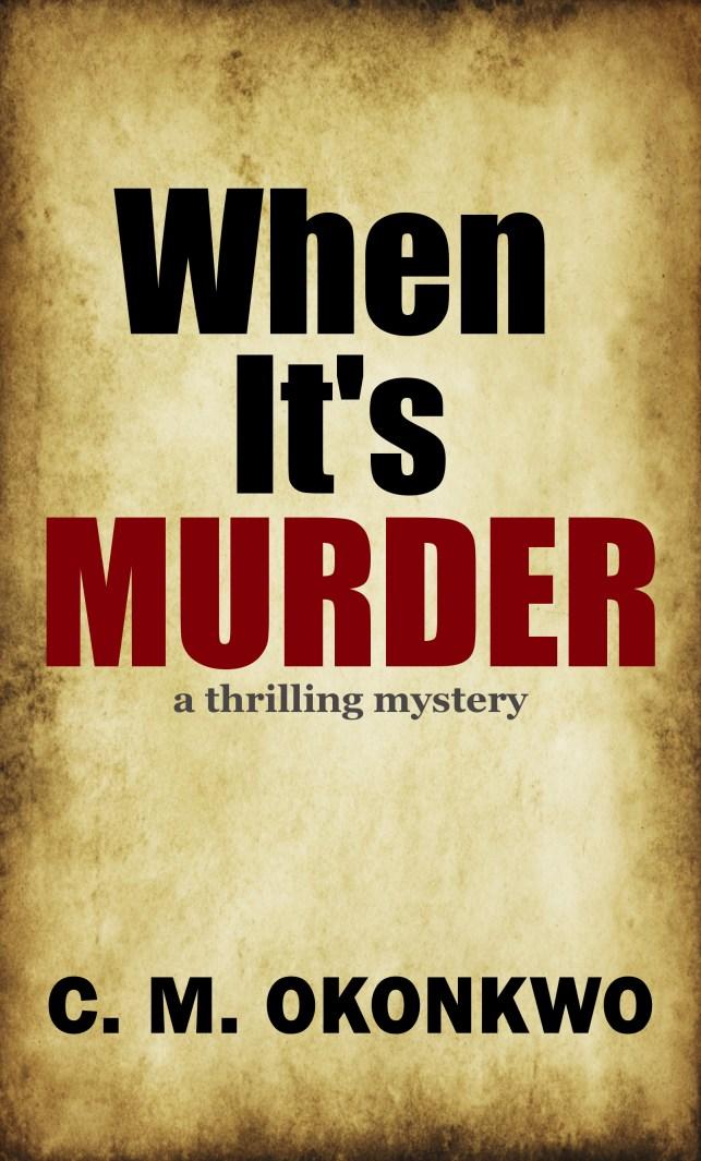 When It's Murder