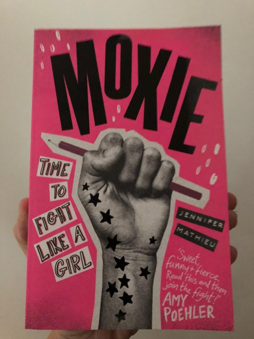 Moxie by Jennifer Mathieu on Alternative-Read.com