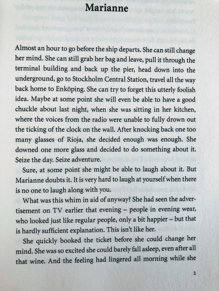 Blood Cruise by Mats Strandberg | Alternative-Read.com