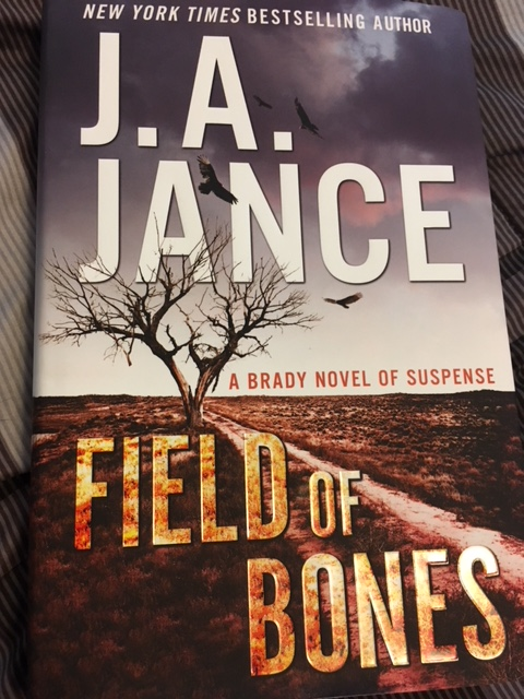 Field of Bones by J.A. Jance | Alternative-Read.com