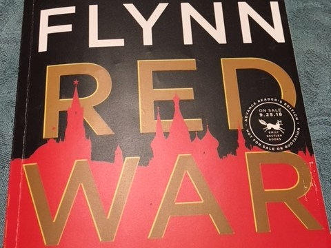 Red War by Kyle Mills on Alternative-Read.com