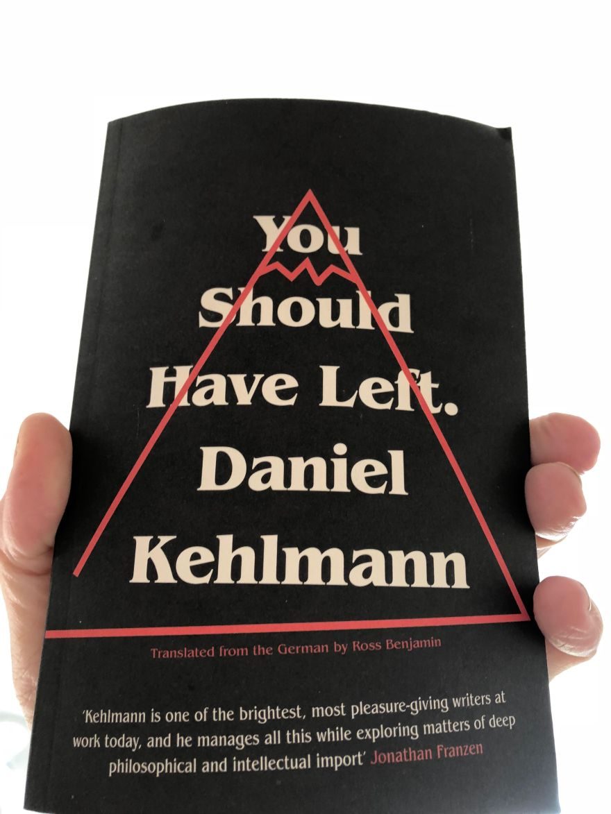 You Should Have Left. By Daniel Kehlmann | Alternative-Read.com