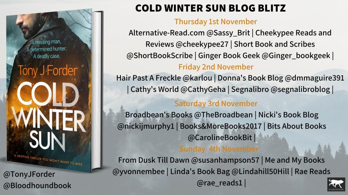 Cold Winter Sun banner