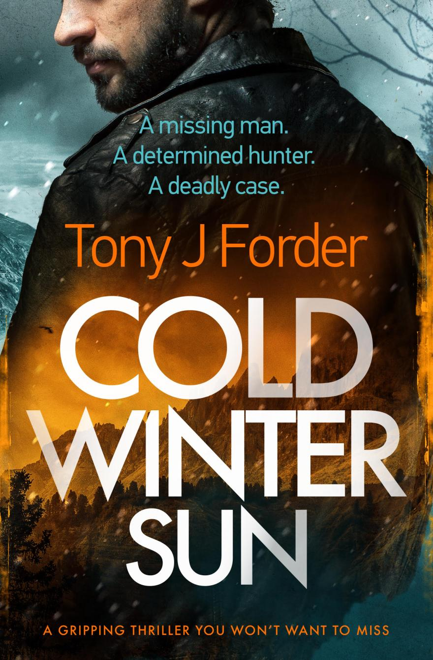 cold winter sun cover