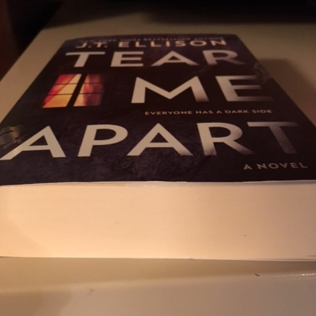 Tear Me Apart by J.T. Ellison | Alternative-Read.com