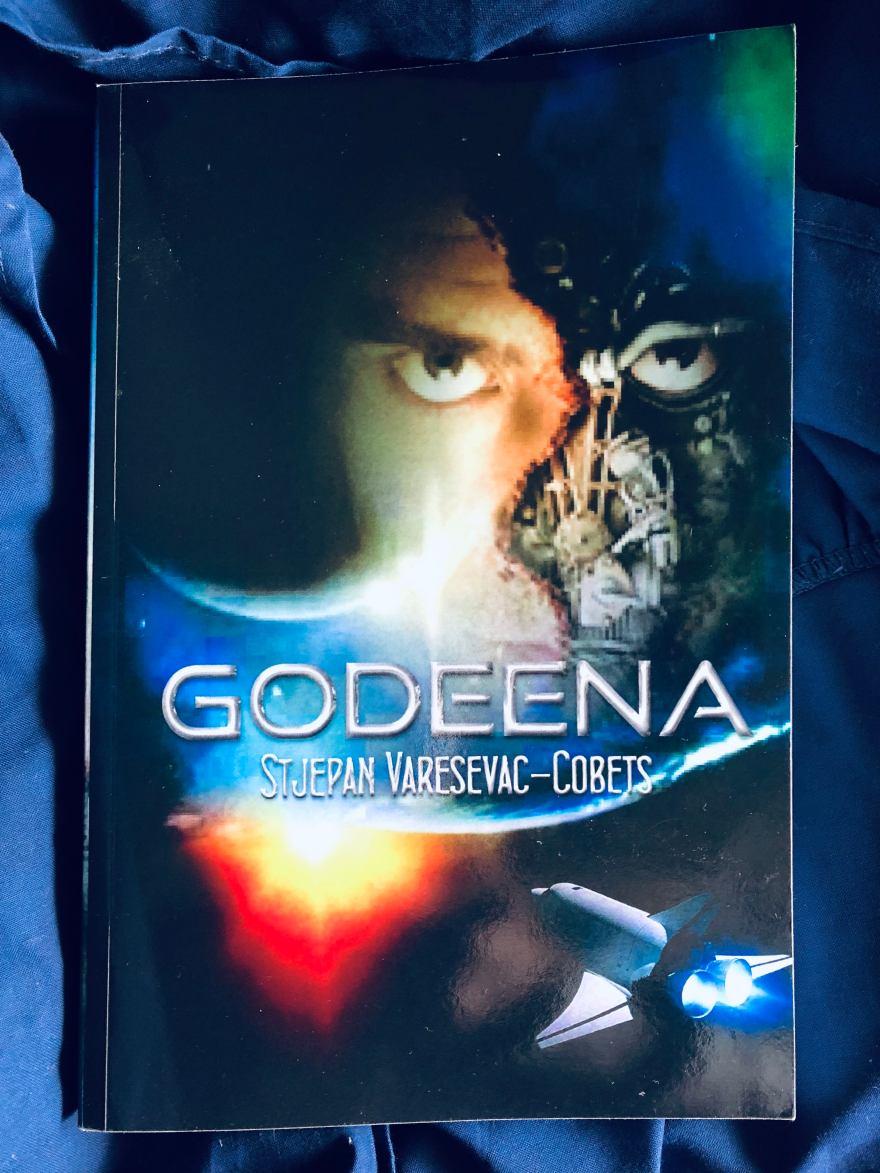 Godeena by Stjepan Vareševac-Cobet on Alternative-Read.com