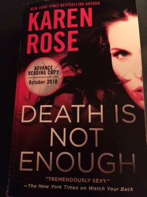 Death is Not Enough | Karen Rose | Alternative-Read.com
