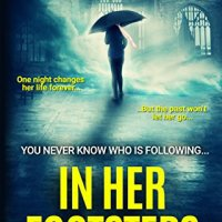In Her Footsteps by Ruth Harrow #Review #psychological #thriller @ruth_harrow