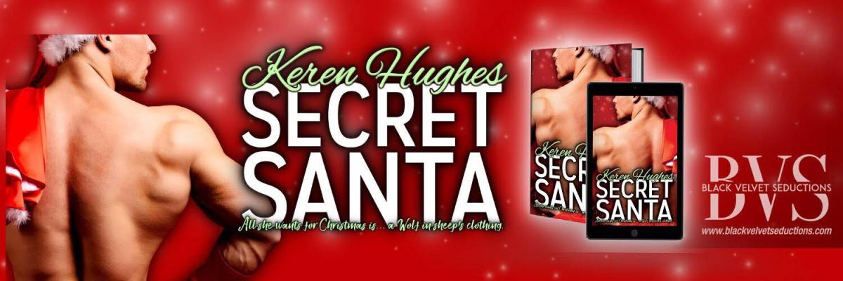 Welcome to the #blogtour of Secret Santa by @Keren_Hughes and The #Christmas Wedding by @KLRamsey5 #review