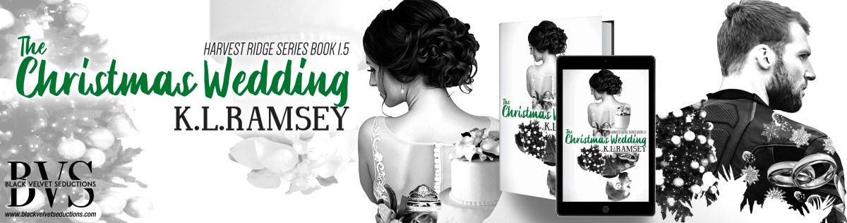 "Welcome to ""The Christmas Wedding"" by K.L. Ramsey @KLRamsey5 #review with @Keren_Hughes #SeretSanta #blogtour Happy #blogmas!"