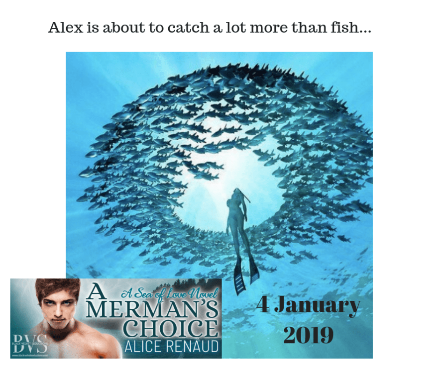 Alex and fish