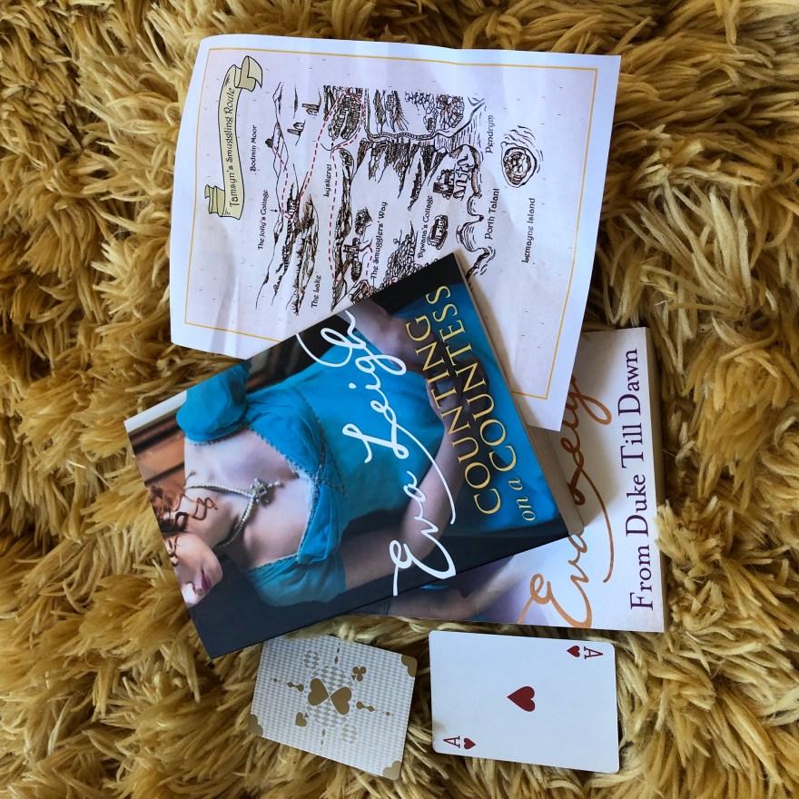 Eva Leigh Counting on a Countess | Alternative-Read.com