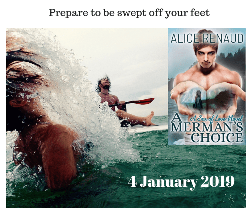 A Merman's Choice Guest Post with Alice Renaud!