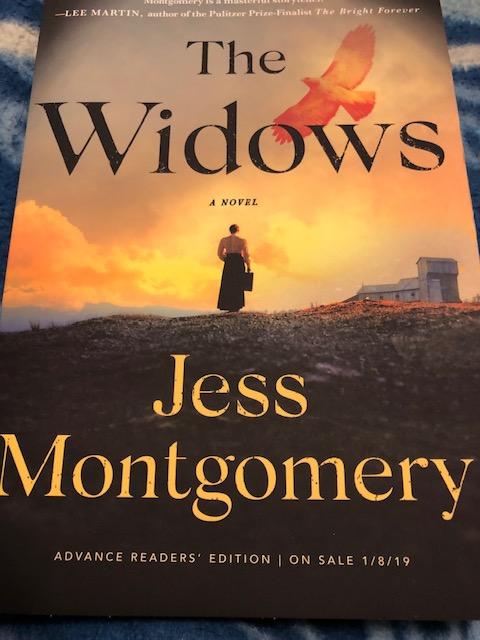 The Widows by Jess Montgomery on Alternative-Read.com.