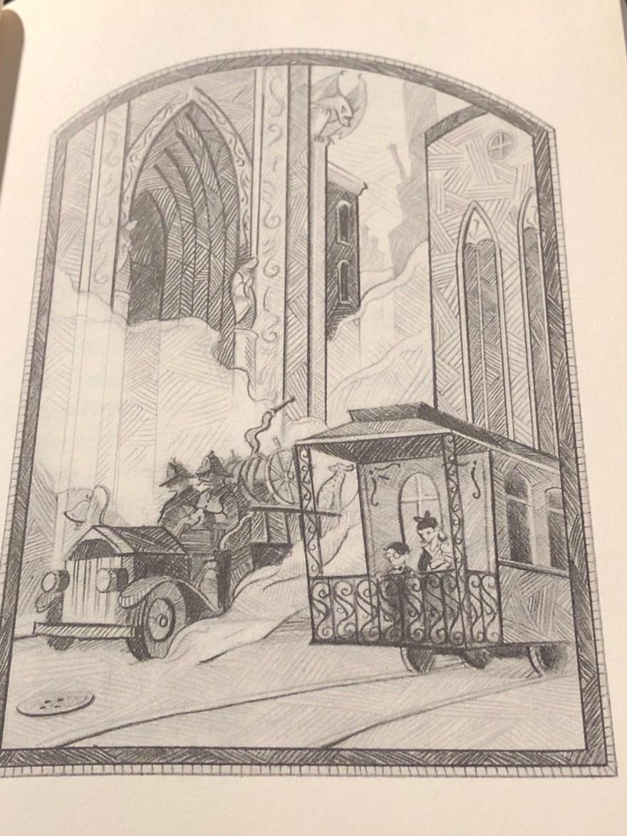The Bad Beginning (A Series of Unfortunate Events Book 1) byLemony SnicketandBrett Helquist | Alternative-Read.com.
