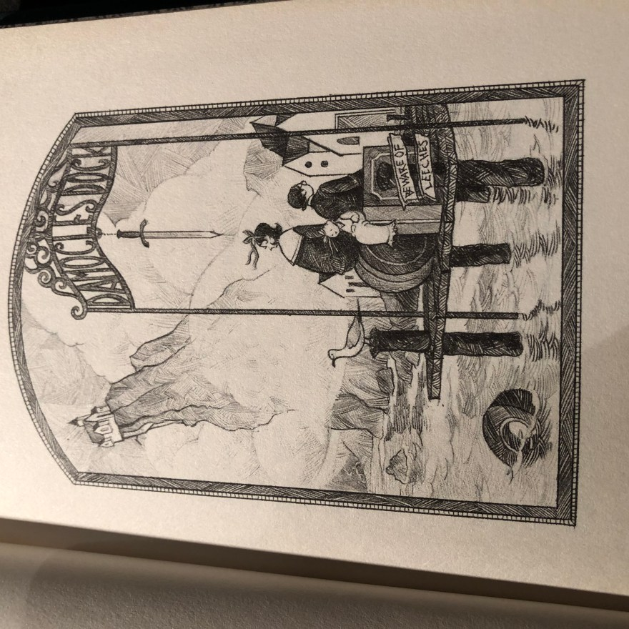 The Wide Window by Lemony Snicket   Alternative-Read.com