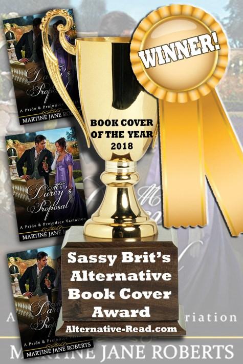 DARCY - Book of the Year 2018 winner