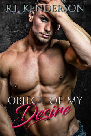 The Object of My Desire! #CoverReveal with #author R.L. Kenderson