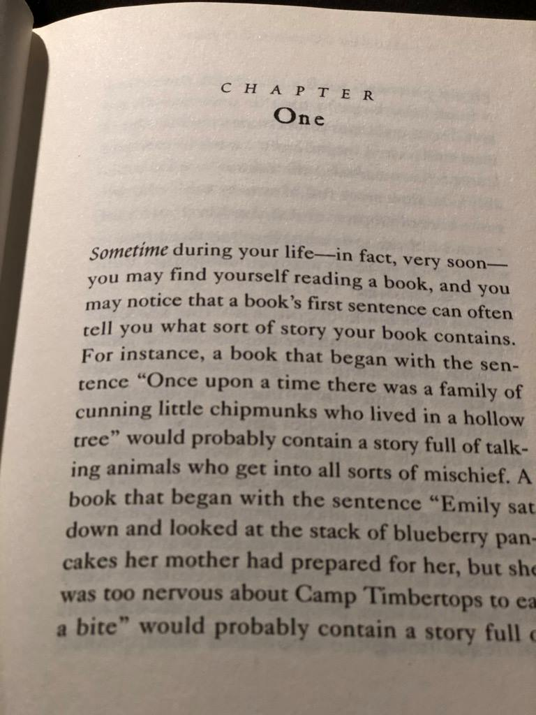 The Miserable Mill Book Beginning | Alternative-Read.com
