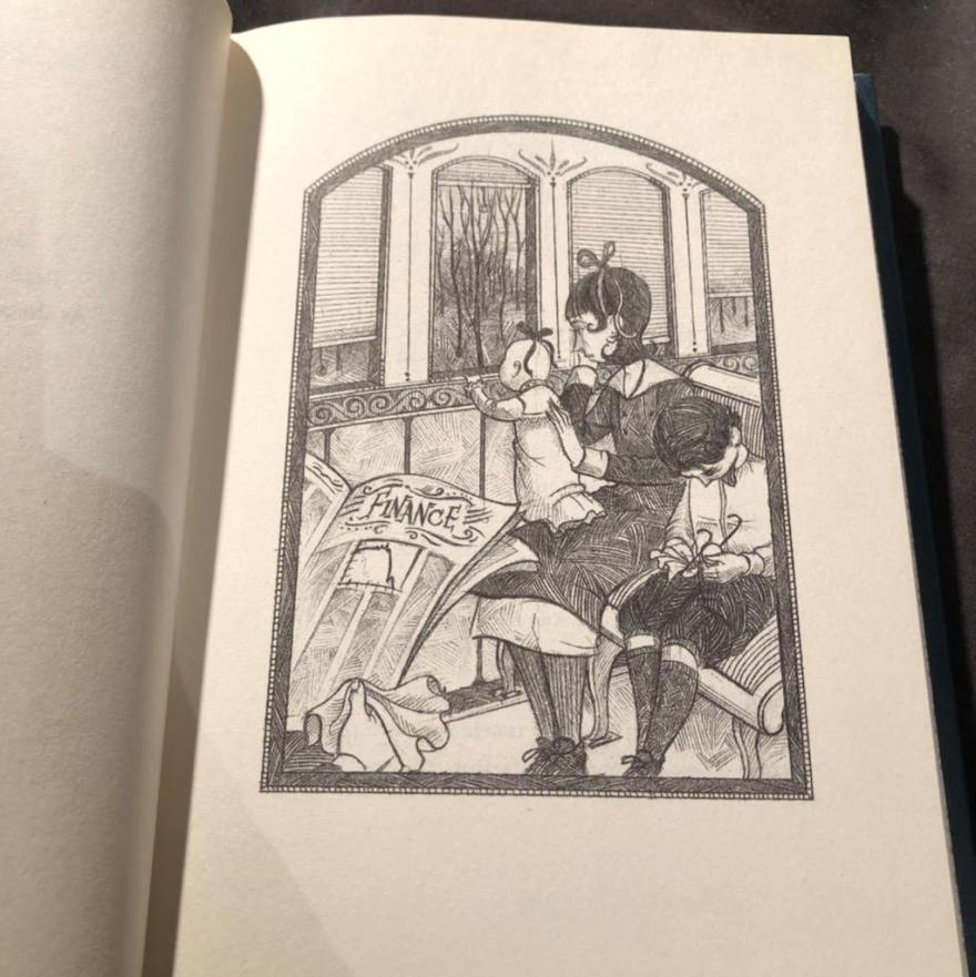 The Miserable Mill Book Image | Alternative-Read.com