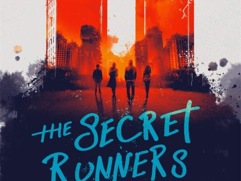 The Secret Runners of New York by Matthew Reilly | Alternative-Read.com