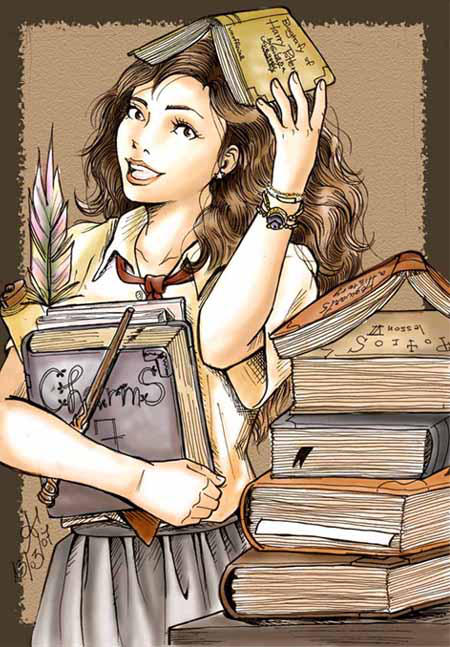 Books by amandioka