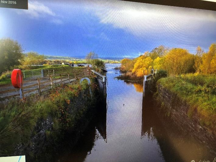 A view of the canal in Strabane | Alternative-Read.com