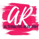 AR instagram logo pink