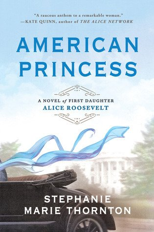 American Princess by Stephanie Marie Thornton Front Cover on Alternative-Read.com