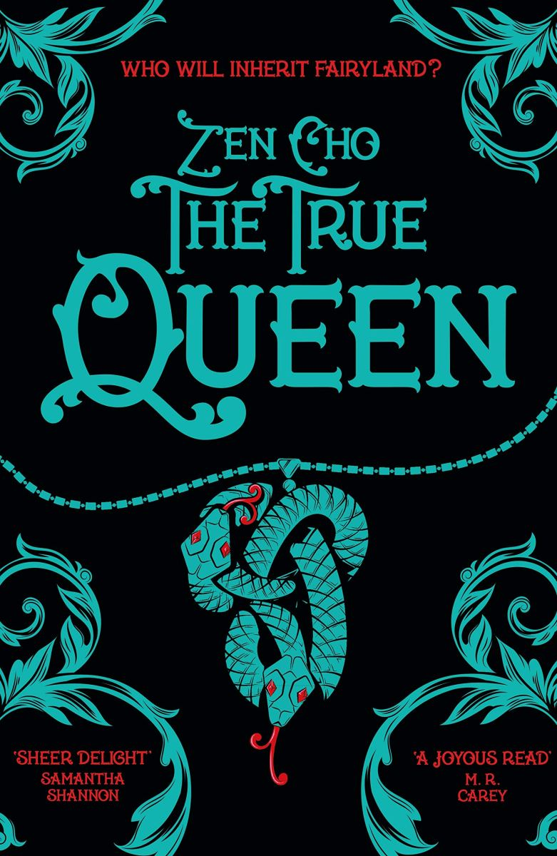 Who is The True Queen? @zenaldehyde Waiting on Wednesday featuring Zen Cho! @AceRocBooks @penguinrandom #AuthorSpotlight #WOW #CWW #AltRead