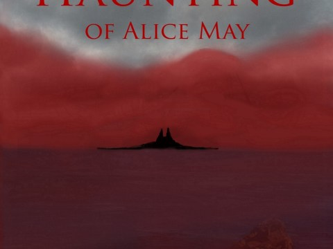 The Haunting of Alice May by Tony Lee Moral Cover reveal | Alternative-Read.com