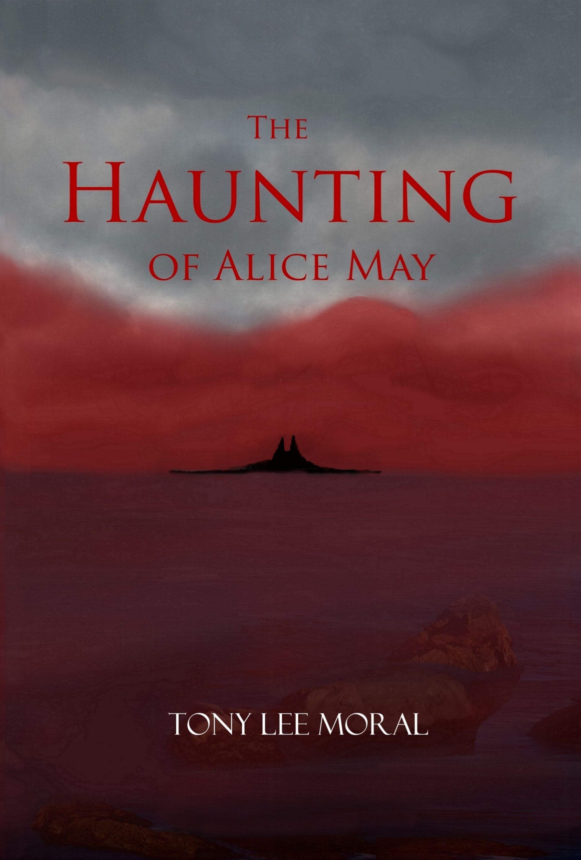"""The Haunting of Alice May by Tony Lee Moral Cover reveal   <a href=""""https://Alternative-Read.com""""> Alternative-Read.com</a>"""