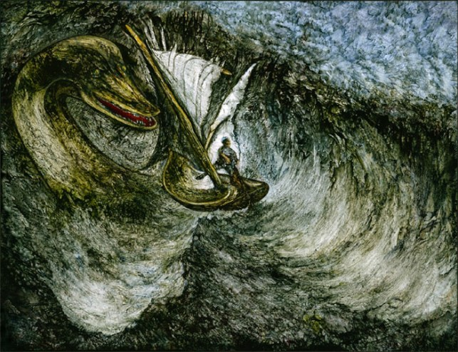 Loch Ness Monster - featuring author Phil Horey
