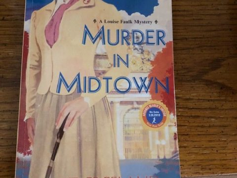 Murder in Midtown by Liz Freeland