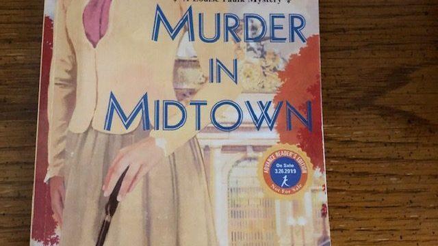 Murder in Midtown by Liz Freeland