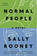 Normal People by Sally Rooney USA cover