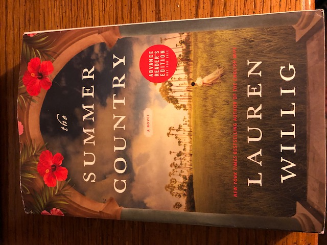 The Summer Country by Lauren Willig