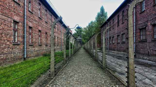 Auschwitz - Abandoned Concentration Camp