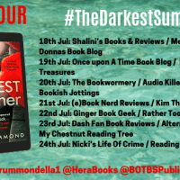 The Darkest Summer by Ella Drummond #Review An absorbing mystery set during a sweltering hot summer - very fitting! #NetGalley #thriller @drummondella1 @HeraBooks @BOTBSPublicity