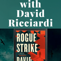 Truth or Fiction? Saturday Spotlight #interview with David Ricciardi #SaturdayShare #geopolitical #thriller