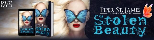 Stolen Beauty by Piper St. James : The B&D Chronicles #bdsm #series #love #romance