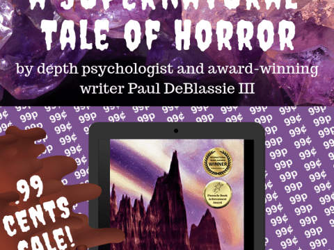 The Unholy - A Supernatural Tale OF HORROR by Paul DeBlassie III - alternativeread #pinterest #horror #supernatural #metaphysical #consciousness #sale #discount
