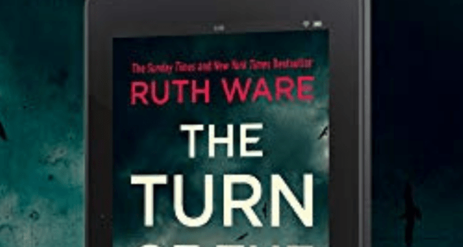 The Turn of the Key Review by Sassy Brit