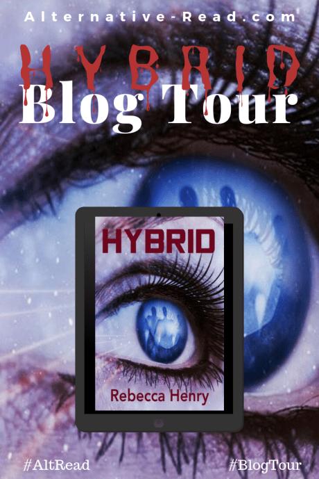 Hybrid Blog Tour with Rebecca Henry #horror #scifi #romance #thriller #rebeccahenry