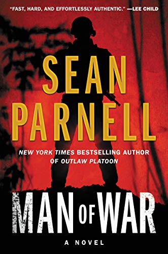 MAN of War by Sean Parnell Book 1 - Eric Steele, a very likeable hero. #SaturdaySpotlight #Interview with bestselling #author Sean Parnell @SeanParnellUSA #SaturdayShare @WmMorrowBooks @HarperCollins