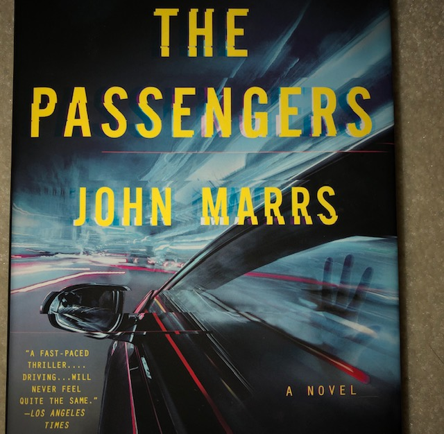 The Passengers by John Marrs #johnmarrs #thepassengers #thriller #novel #author #spotlight #saturdayspotlight #saturday