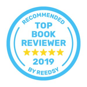 Recommended TOP BOOK REVIEWER 2019 by Reedsy
