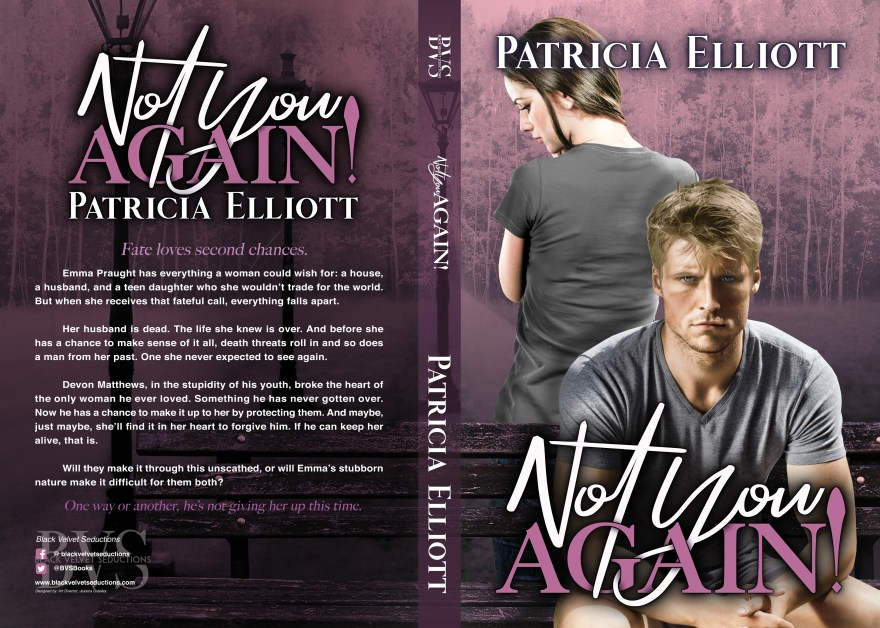 Not You Again! by Patricia Elliott #love #romance