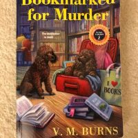 Bookmarked For Murder! #Interview with Bestselling Author V.M. Burns #SaturdaySpotlight #Review #SaturdayShare